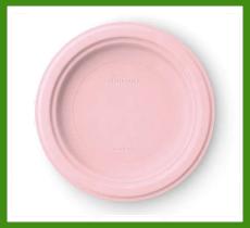 piattii piani color 23 cm