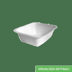 Vaschette biodegradabili e compostabili in polpa di cellulosa DIGLASS