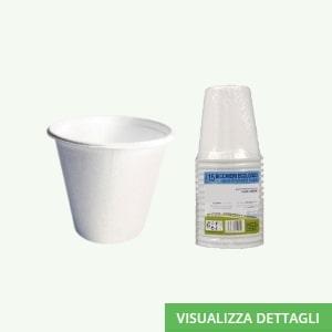 Bicchieri biodegradabili in polpa di cellulosa DIGLASS