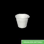 Bicchieri caffè biodegradabili e compostabili in polpa di cellulosa DIGLASS