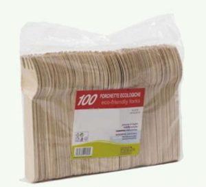 Posate biodegradabili
